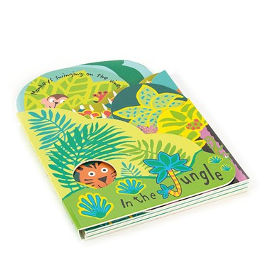 Jellycat Kitap/In The Jungle
