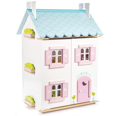 Le Toy Van Bebek Evi/Blue Bird Cottage