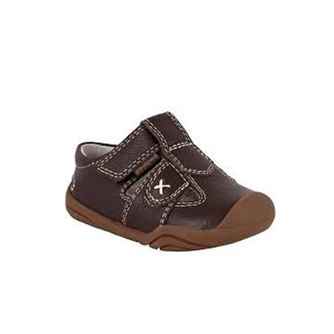 Pediped Gripn Go Martin Chocolate Brown