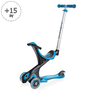 Globber Scooter/Evo Go Up Comfort/Mavi
